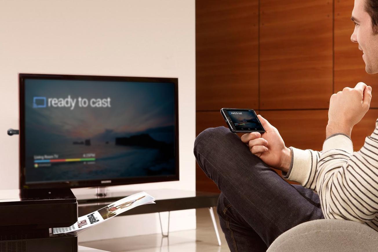 Как онлайн видео в браузере транслировать на экран телевизора с компьютера? 12