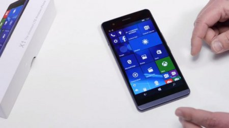 Moly показала смартфон W5 на Windows 10 Mobile, конкурента Lumia 650