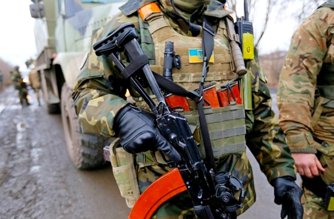 Военный фото украина